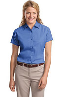 Port Authority - Ladies Easy Care Short Sleeve Shirt. L508